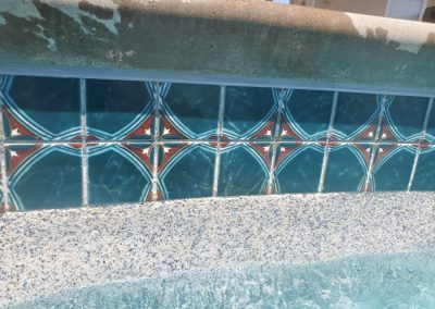 After Tile Cleaning Example 2