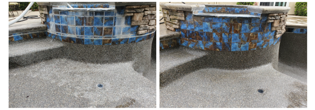 Nate's Pool Tile Cleaning and Repair